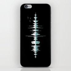 Music City ( Black version ) iPhone & iPod Skin