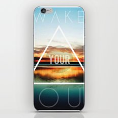Awaken Your Soul iPhone & iPod Skin