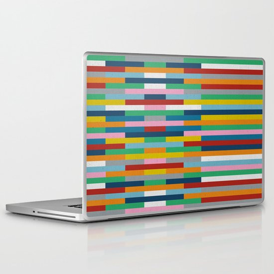 Bricks Rotate #3 Laptop & iPad Skin