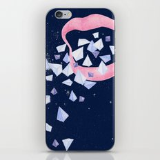 Your words are diamonds iPhone & iPod Skin