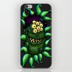Pleased to see you ... iPhone & iPod Skin