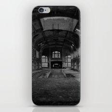 Abandoned mine iPhone & iPod Skin