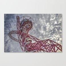 The Arcelormittal Orbit  Canvas Print