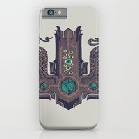 iPhone & iPod Case featuring The Crown of Cthulhu by Hector Mansilla