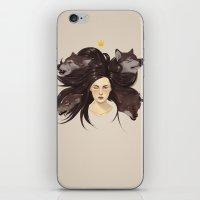 Los Lobos.  iPhone & iPod Skin