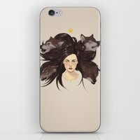 Los Lobos.  iPhone & iPod Skin