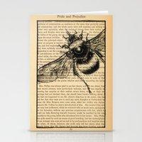 Pride & Prejudice, Page … Stationery Cards