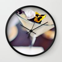 Martini Wall Clock