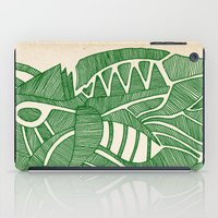 - green hope - iPad Case