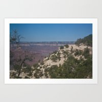 Grand Canyon 10 Art Print