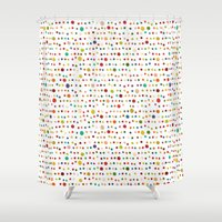PIEDRA Shower Curtain