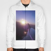 Fly, Fly Looking At The … Hoody