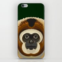 Gibbon iPhone & iPod Skin