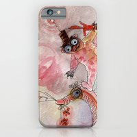 iPhone & iPod Case featuring wake me up by Marianna Tankelevich