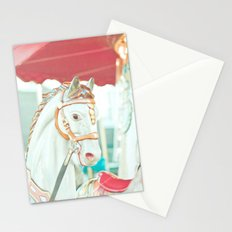 Spinning Carousel Stationery Cards