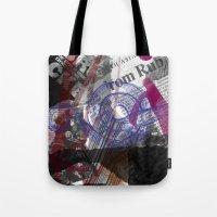 Sea God #1 Tote Bag