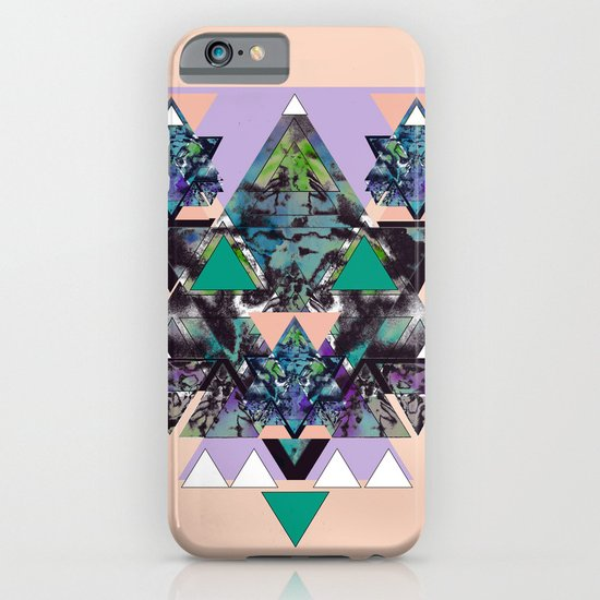 GEOMETRIC MYSTIC CREATURE iPhone & iPod Case
