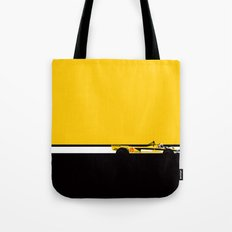 Alain Prost, Renault RE30, 1981 Tote Bag