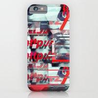 Glitch Decon 1 iPhone 6 Slim Case