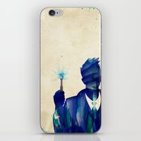 Doctor Who 10th Doctor David Tennant iPhone & iPod Skin