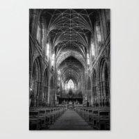 Gothique Canvas Print