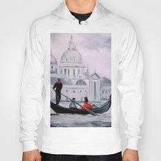 The Romance Of Venice Hoody