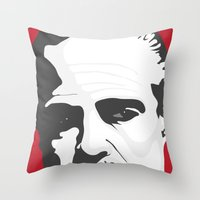 The Offer Throw Pillow