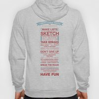 29 Ways To Stay Creative Hoody