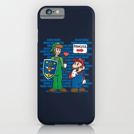 Your Princess is in Another Castle iPhone & iPod Case