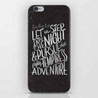 ADVENTURE iPhone & iPod Skin