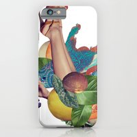 iPhone Cases featuring Candela Collage by RoAndCo