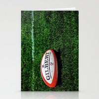 Rugby Time Stationery Cards