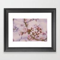 Small & Soft II Framed Art Print