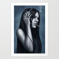 Mymed Art Print