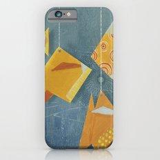 Clovis sleeping with fish iPhone 6 Slim Case