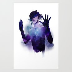 From Dust Art Print