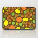 A Splash of Citrus iPad Case