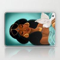 Her royal highness, the Sultana Jasmine Laptop & iPad Skin