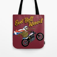 Evel Boll Weevil Tote Bag