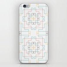 ufolk6 iPhone & iPod Skin