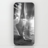 Downtown Dancer iPhone & iPod Skin