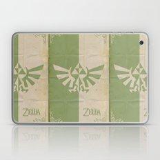 Legend of Zelda: Triforce Laptop & iPad Skin