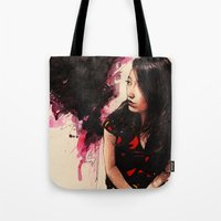 Nothing Is Ever Left Outstanding Tote Bag