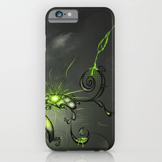 Toxic iPhone & iPod Case