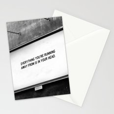 BILLBOARD FANTASIES #2 Stationery Cards