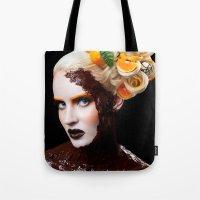 Chocolate Orange Tote Bag