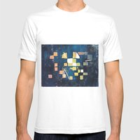 Kings Cross  Mens Fitted Tee White SMALL