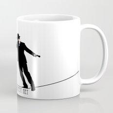 no safety net Mug