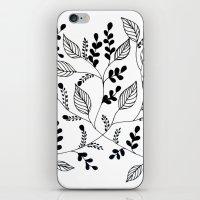 Flower Pattern #1 iPhone & iPod Skin