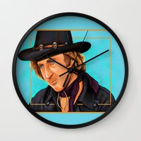 The Wilder Jim Wall Clock